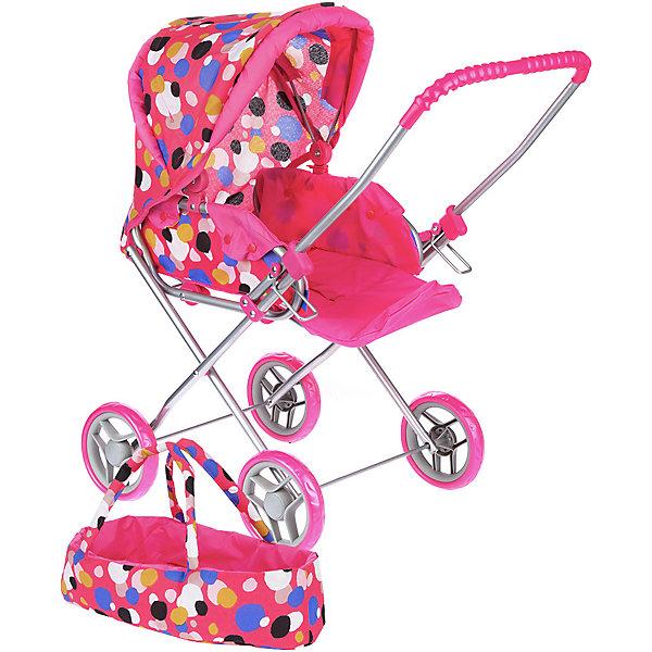 Buggy Boom Коляска для кукол Buggy Boom Mixy трансформер, разноцветная коляска buggy boom mixy 8013c 3