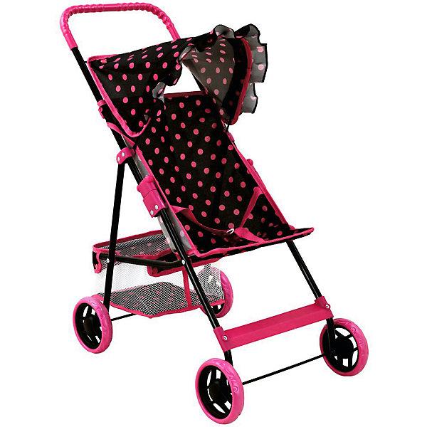Buggy Boom Коляска для кукол Buggy Boom Mixy с аксессуарами, разноцветная коляска buggy boom mixy 8013c 3