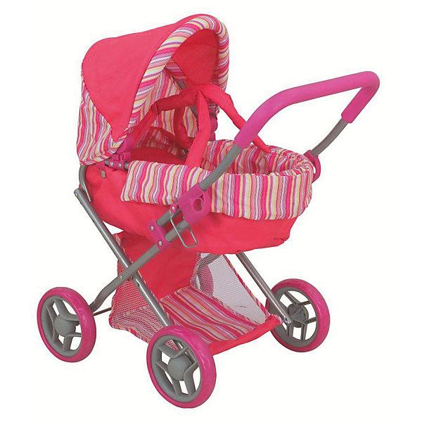 Buggy Boom Коляска для кукол Buggy Boom Infinia трансформер, розовая buggy boom коляска для кукол buggy boom infinia трасформер розовая