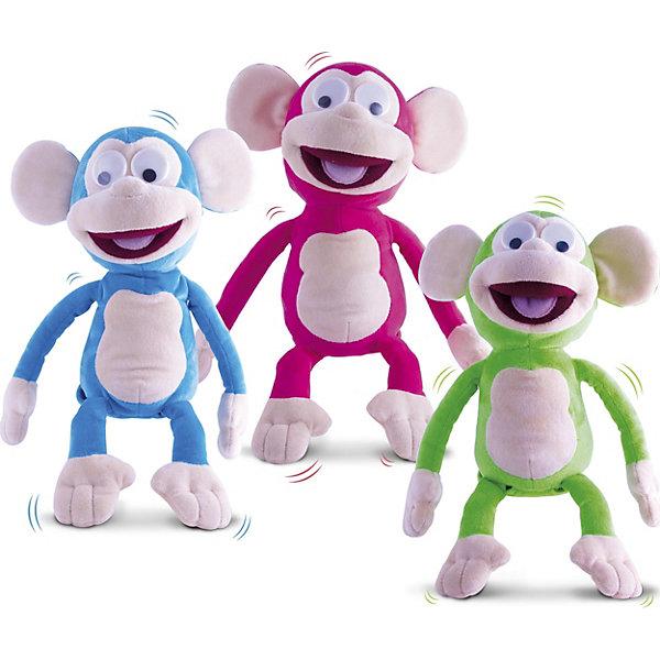 IMC Toys Интерактивная игрушка IMC Toys Обезьянка Fufris интерактивная игрушка imc toys собачка плюшевая спаси друга s18054 овчарка