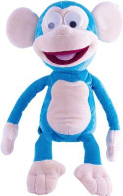 Интерактивная игрушка IMC Toys  Обезьянка Fufris , голубая, артикул:8882808 - Интерактивные игрушки