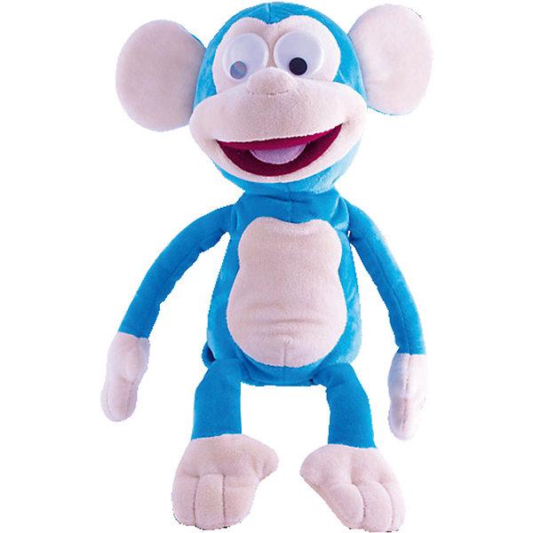 IMC Toys Интерактивная игрушка IMC Toys Обезьянка Fufris, голубая