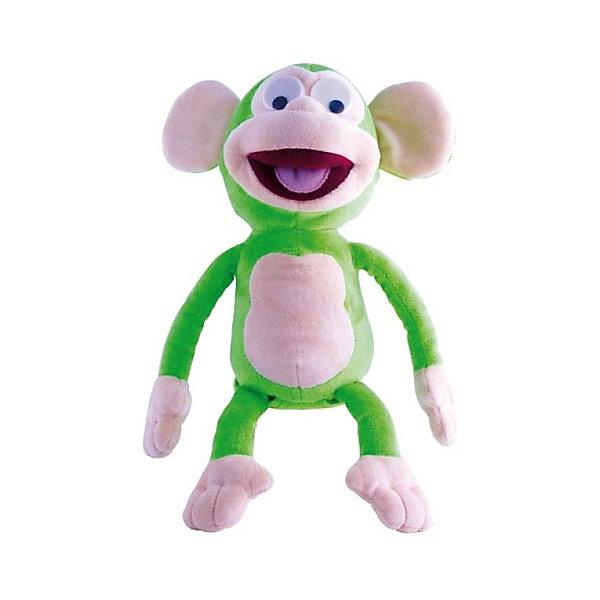 IMC Toys Интерактивная игрушка IMC Toys Обезьянка Fufris, зеленая
