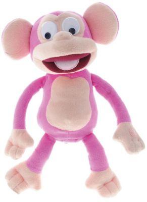 Интерактивная игрушка IMC Toys  Обезьянка Fufris , розовая, артикул:8882810 - Интерактивные игрушки