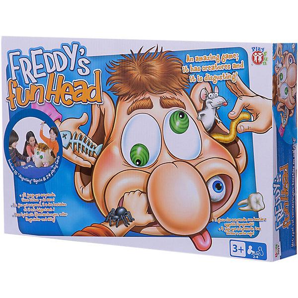 IMC Toys Настольная игра IMC Toys Freddy's fun head игра головоломка recent toys cubi gami