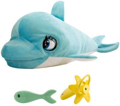 Интерактивная игрушка IMC Toys Дельфин БлуБлу, артикул:8882822 - Интерактивные игрушки