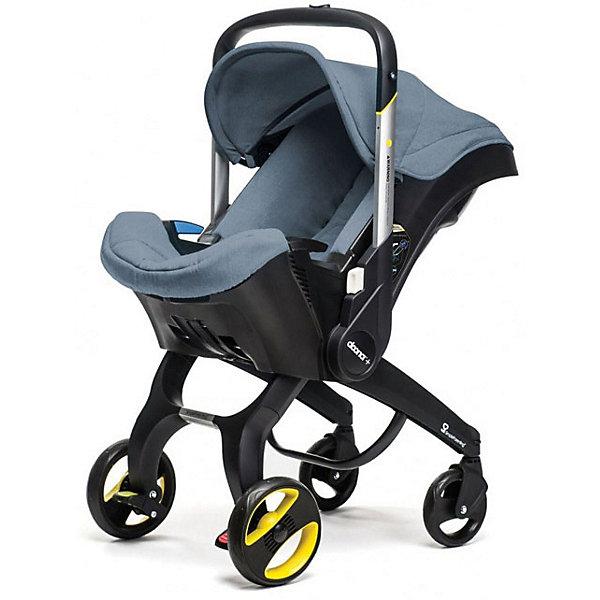 doona Коляска-автокресло Simple Parenting Doona+, 0-13кг, marine коляска автокресло simpleparenting doona love
