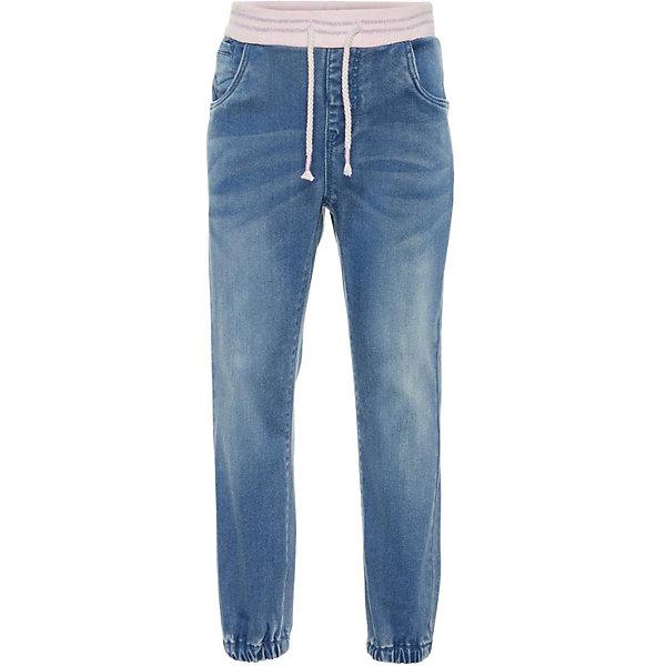 name it Джинсы Name it для девочки брюки джинсы и штанишки s'cool брюки для девочки hip hop 174059