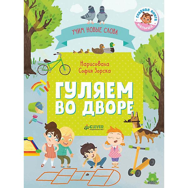 Купить Визуальный словарь Гуляем во дворе Clever, О. Уткина, Унисекс