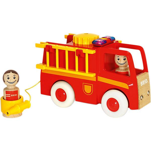 """BRIO Игровой набор Brio """"Мой родной дом"""" Пожарные"""