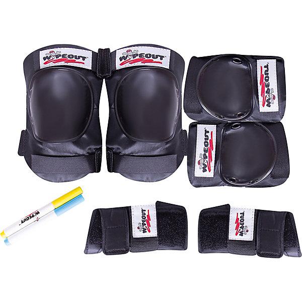 Комплект защиты Wipeout Teal с фломастерами, бирюзовый