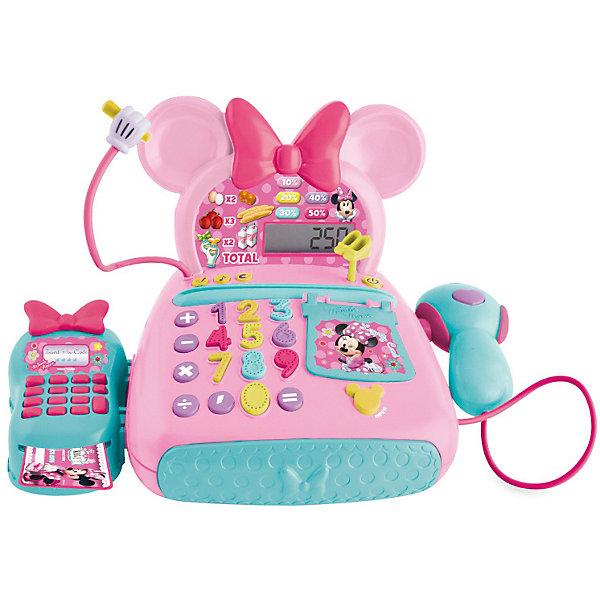 IMC Toys Disney Игровой набор Минни: Касса (18 см, свет, звук, сканер, микроф., аксесс.) касса shantou кассовый аппарат