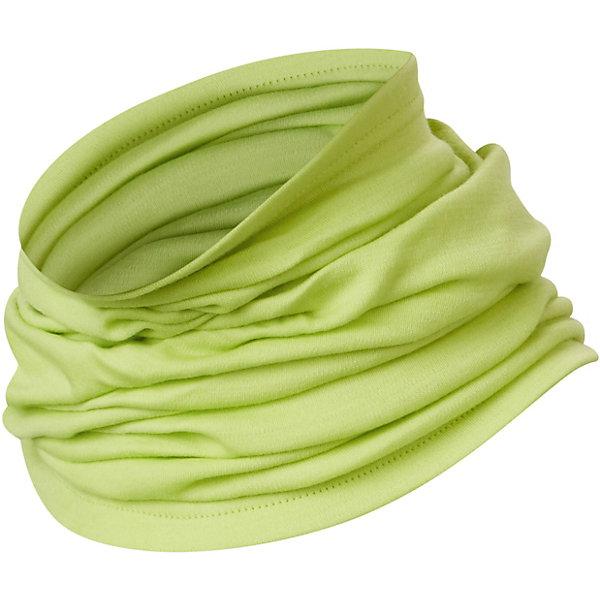 Купить Шарф-трансформер Norveg, Россия, зеленый, one size, Унисекс