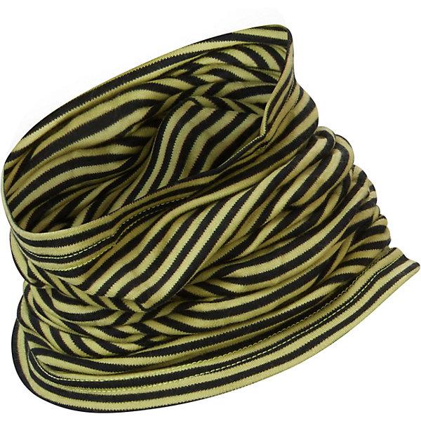 Купить Шарф-трансформер Norveg, Россия, темно-зеленый, one size, Унисекс