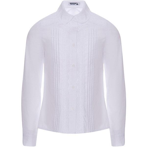 Купить Блуза SKYLAKE для девочки, Россия, белый, 146, 152, 134, 140, 158, Женский