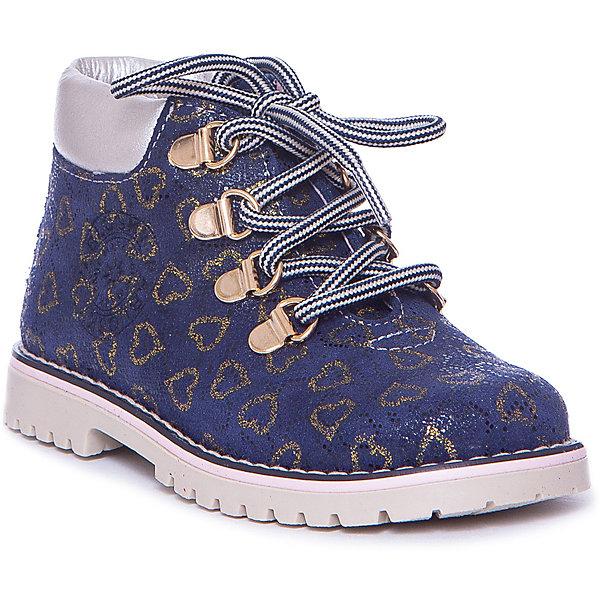 Фото #1: Ботинки Pablosky для девочки