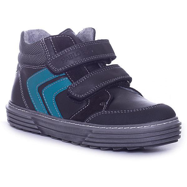 Pablosky Ботинки Pablosky для мальчика ботинки pablosky pablosky pa048abcbtp8