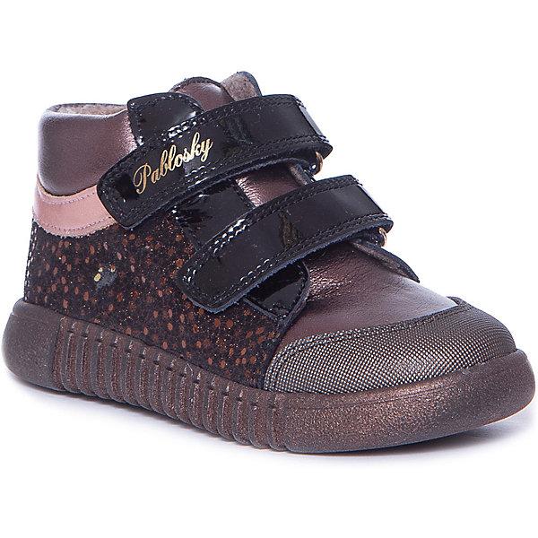 Pablosky Ботинки Pablosky для девочки
