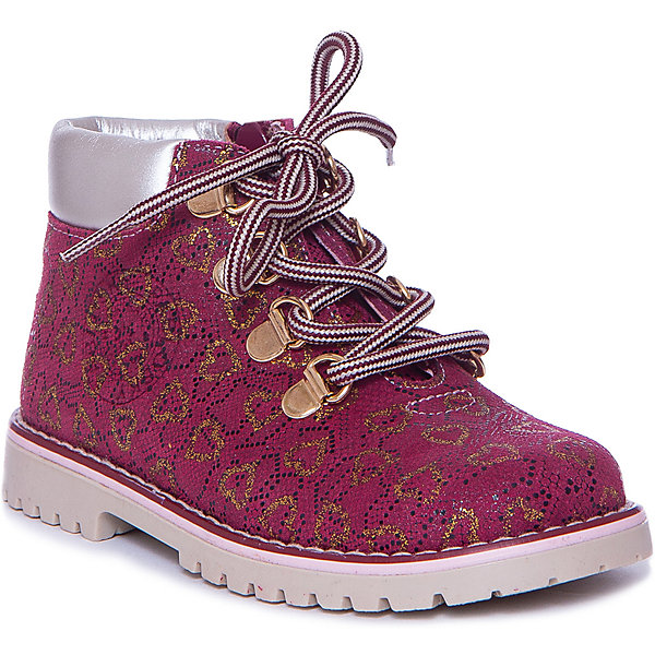 Pablosky Ботинки Pablosky для девочки ботинки pablosky pablosky pa048abcbtn9