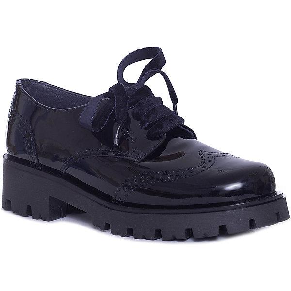 Pablosky Полуботинки Paola by Pablosky для девочки pablosky ботинки paola для девочки