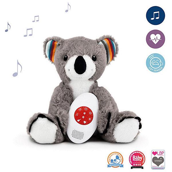 Музыкальная мягкая игрушка-комфортер ZaZu