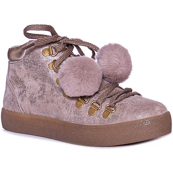 Купить Ботинки CAROLINA Lumberjack для девочки, Индия, розовый, 35, 37, 32, 34, 36, 30, 33, 31, 38, Женский