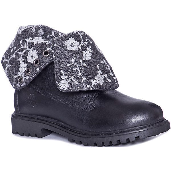 Купить Ботинки RIVER Lumberjack для девочки, Индия, черный, 33, 36, 32, 35, 38, 31, 37, 34, 30, Женский
