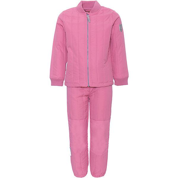 Купить Комплект: куртка, брюки Ticket To Heaven, Мьянма, розовый, 110, 80, 104, 86, 122, 116, 98, 92, Унисекс