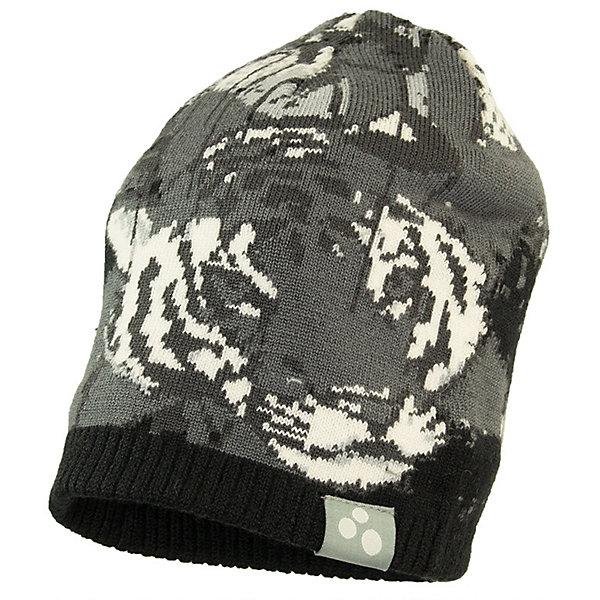 Купить Шапка TIGER HUPPA для мальчика, Эстония, темно-серый, 57, 55-57, 47-49, 51-53, Мужской