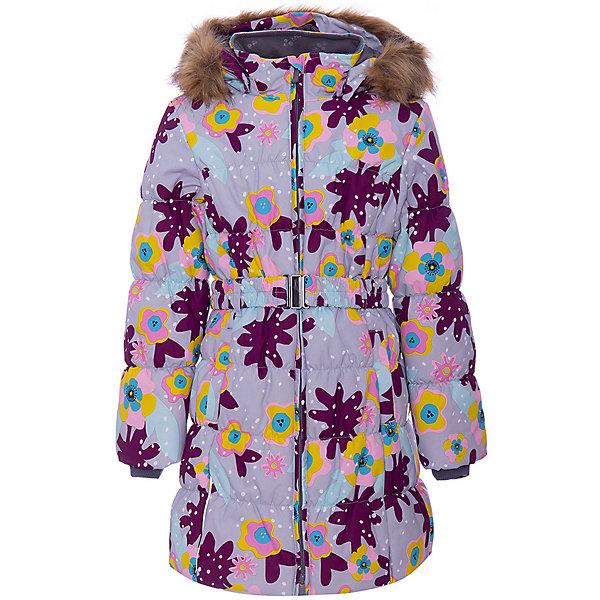Купить Пальто YACARANDA HUPPA для девочки, Эстония, светло-серый, 128, 158/164, 140, 176, 110, 122, 164/170, 170/176, 134, 146, 116, 152, Женский