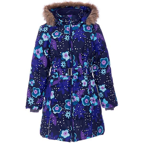 Купить Пальто YACARANDA HUPPA для девочки, Эстония, темно-синий, 134, 146, 170/176, 152, 140, 116, 122, 128, 176, 164/170, 110, 158/164, Женский