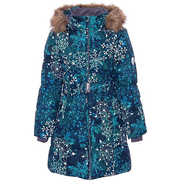 Фото - Huppa Пальто YACARANDA HUPPA для девочки куртки пальто пуховики coccodrillo куртка для девочки wild at heart