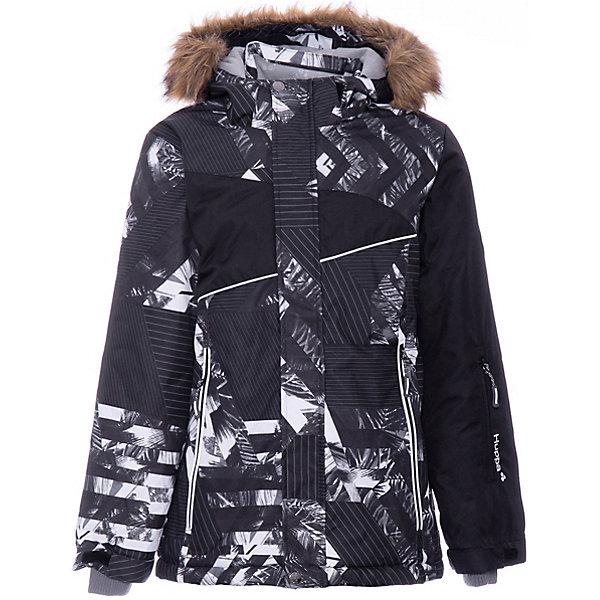 Купить Куртка NORTONY HUPPA для мальчика, Эстония, черный, 134, 140, 158/164, 128, 152, 146, 164/170, 176, 170/176, Мужской