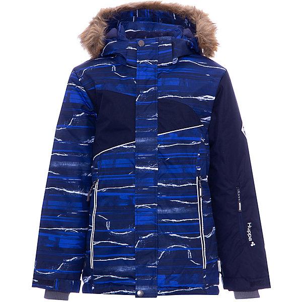 Купить Куртка NORTONY HUPPA для мальчика, Эстония, темно-синий, 134, 170/176, 146, 164/170, 128, 176, 140, 158/164, 122, 152, Мужской