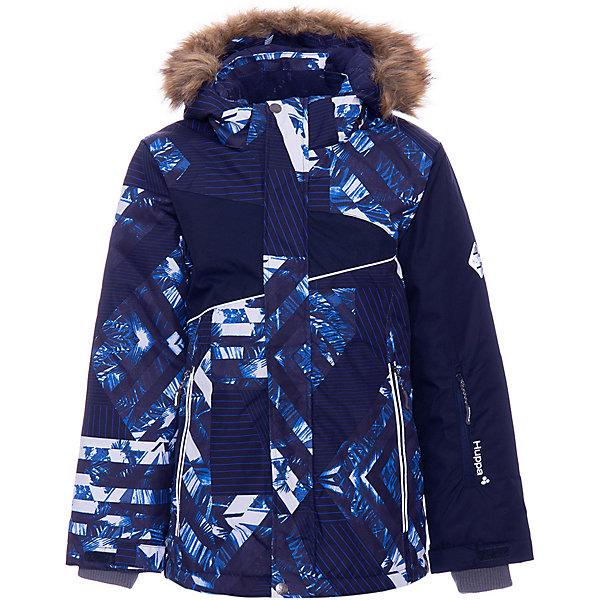 Купить Куртка NORTONY HUPPA для мальчика, Эстония, темно-синий, 176, 146, 152, 140, 170/176, 134, 128, 158/164, 164/170, Мужской