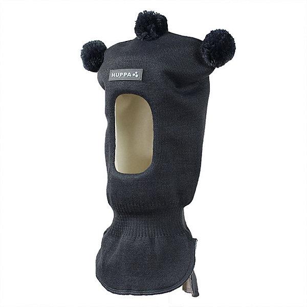 шапки варежки и шарфы huppa вязаная шапка шлем для малышей coco Huppa Шапка-шлем Huppa Coco 2