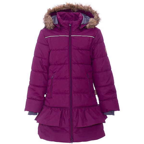 Фото - Huppa Пальто WHITNEY HUPPA для девочки куртки пальто пуховики coccodrillo куртка для девочки wild at heart