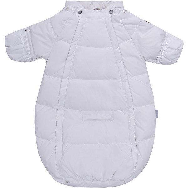 Купить Спальный мешок EMILY HUPPA, Эстония, белый, 62, 56, 68, Унисекс