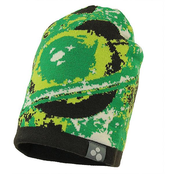 Купить Шапка GALAXY HUPPA для мальчика, Эстония, зеленый, 51-53, 57, 47-49, 55-57, Мужской