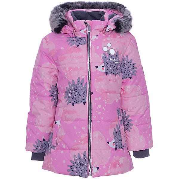 Купить Куртка NOVALLY HUPPA для девочки, Эстония, розовый, 86, 104, 98, 80, 110, 92, Женский
