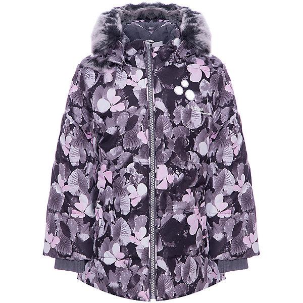 Купить Утепленная куртка Huppa Novally, Эстония, белый, 104, 92, 98, 110, Унисекс