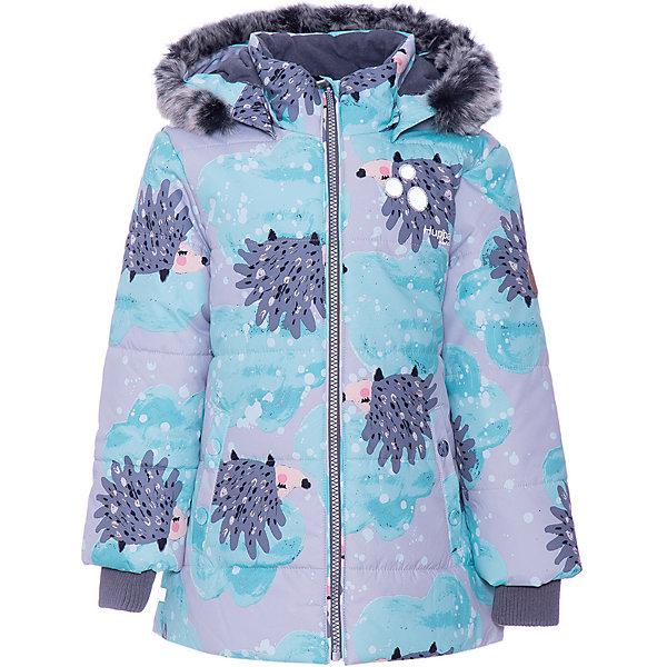 Купить Куртка NOVALLY HUPPA для девочки, Эстония, светло-зеленый, 98, 80, 104, 92, 86, 110, Женский