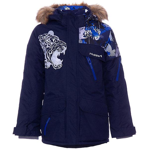 Купить Куртка MARTEN HUPPA для мальчика, Эстония, темно-синий, 140, 146, 152, 164/170, 122, 134, 170/176, 176, 158/164, 128, Мужской