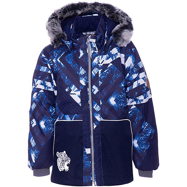 Купить Куртка ROSS HUPPA для мальчика, Эстония, темно-синий, 92, 80, 86, 104, 110, 98, Мужской