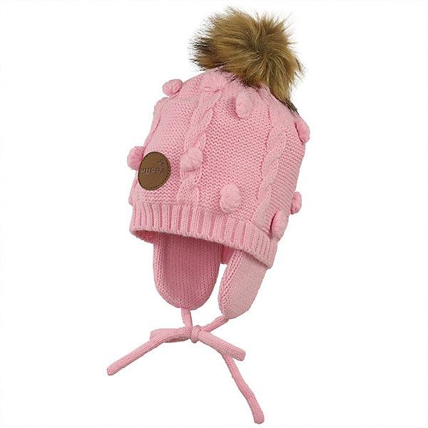 Купить Шапка MACY HUPPA для девочки, Эстония, розовый, 43-45, 47-49, 51-53, 55-57, Женский