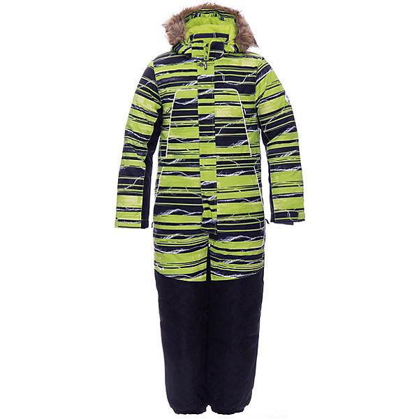 Купить Комбинезон BRUCE HUPPA для мальчика, Эстония, светло-зеленый, 146, 152, Мужской