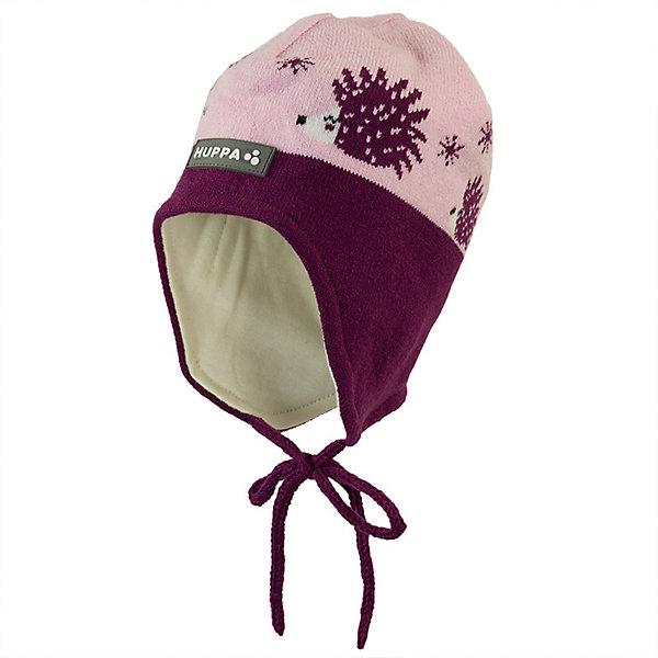 Huppa Шапка KARRO 1 HUPPA для девочки huppa шапка для девочки huppa