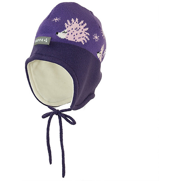 Huppa Шапка KARRO 1 HUPPA для девочки huppa huppa шапка шлем coco 1 белая