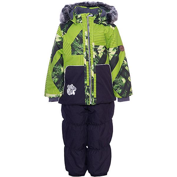 Huppa Комплект Russel: куртка и полукомбинезон