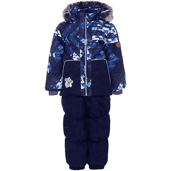 Купить Комплект RUSSEL HUPPA для мальчика, Эстония, темно-синий, 98, 92, 110, 80, 104, 86, Мужской